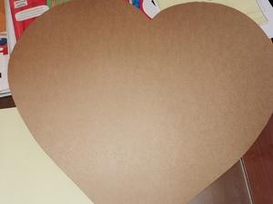 """""""Coração...ainda só de papel"""""""