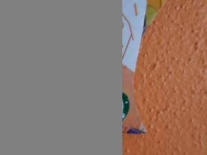 Detalhe do coração onde se encontra visível e destacado o selo Tetra Pak.