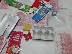 Os materiais que foram utilizados para a operacionalização do desafio