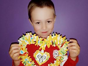O Rodrigo e o seu coração duplex!