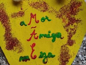 Dia da Mãe - EB Luso - turma L-2A - Maria João