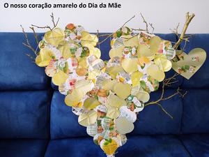 O nosso coração amarelo...