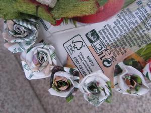Rosas da tampa