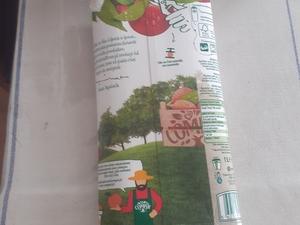 Embalagem de sumo da compal