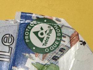 Símbolo tetrapack 2