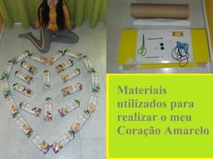 Materiais utilizados
